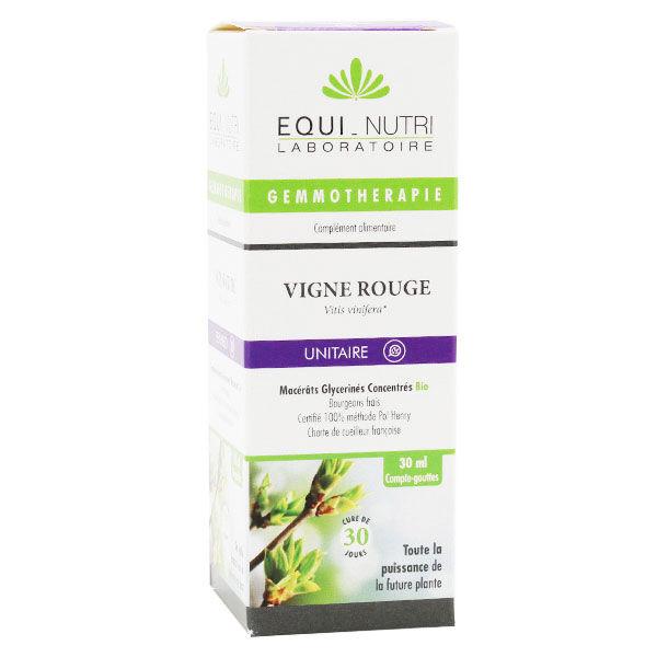 Equi-Nutri Gemmothérapie Vigne Rouge Bio 30ml