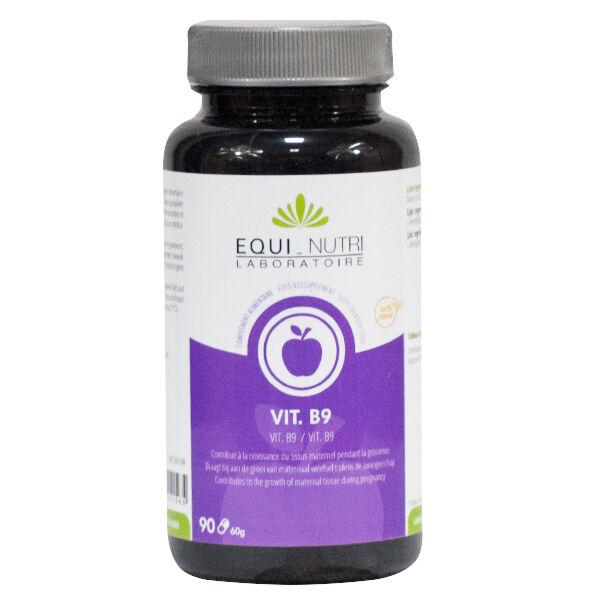 Equi-Nutri Vitamine B9 Acide Folique 90 gélules