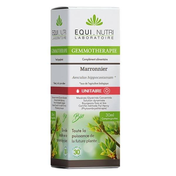 Equi-Nutri Gemmothérapie Marronnier Bio 30ml
