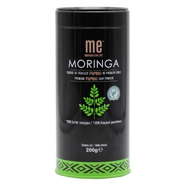 Me Moringa For Life Moringa Poudre Bio 200g