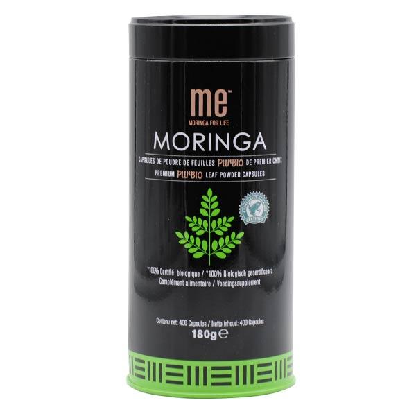 Me Moringa For Life Moringa Bio 400 capsules