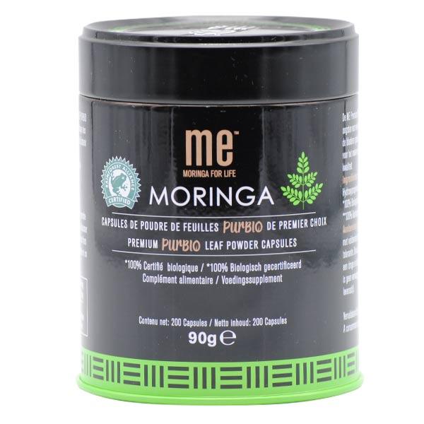 Me Moringa For Life Moringa Bio 200 capsules