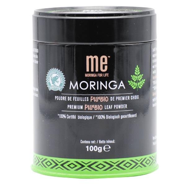 Me Moringa For Life Moringa Poudre Bio 100g
