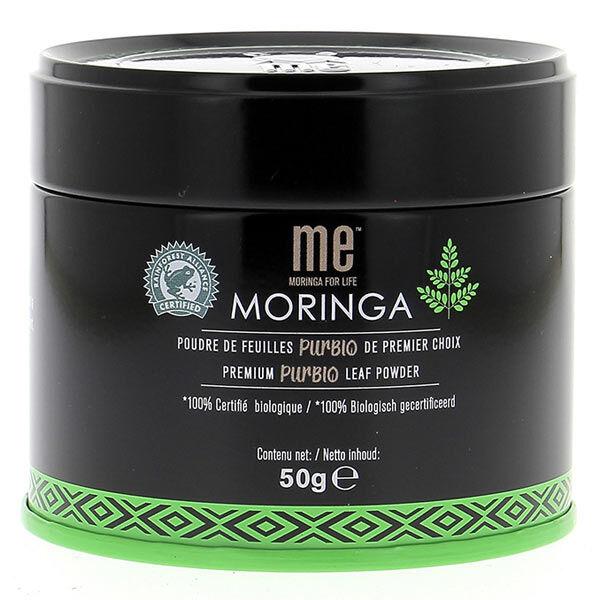 Me Moringa For Life Moringa Poudre Bio 50g