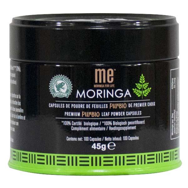 Me Moringa For Life Moringa Bio 100 capsules