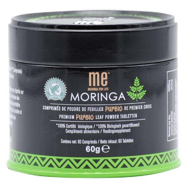 Me Moringa For Life Moringa Bio 60 comprimés