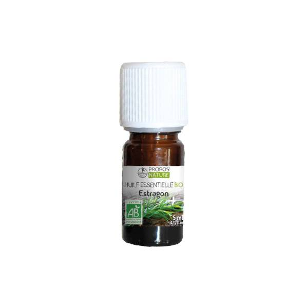 Propos'Nature Propos' Nature Aroma-Phytothérapie Huile Essentielle Estragon Bio 5ml