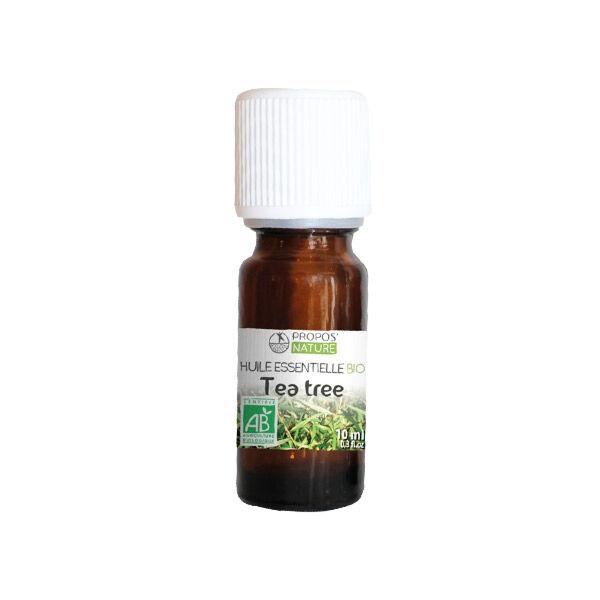 Propos'Nature Propos' Nature Aroma-Phytothérapie Huile Essentielle Tea Tree Bio 10ml