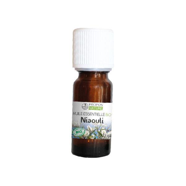 Propos'Nature Propos' Nature Aroma-Phytothérapie Huile Essentielle Niaouli Bio 10ml