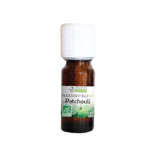 Propos'Nature Propos' Nature Aroma-Phytothérapie Huile Essentielle Patchouli Bio 10ml