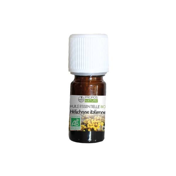 Propos'Nature Propos' Nature Aroma-Phytothérapie Huile Essentielle Hélichryse Italienne Bio 5ml
