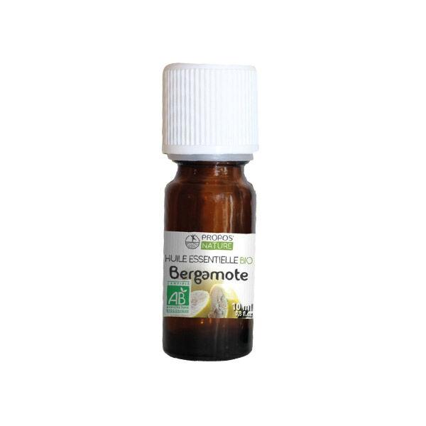 Propos'Nature Propos' Nature Aroma-Phytothérapie Huile Essentielle Bergamote Bio 10ml