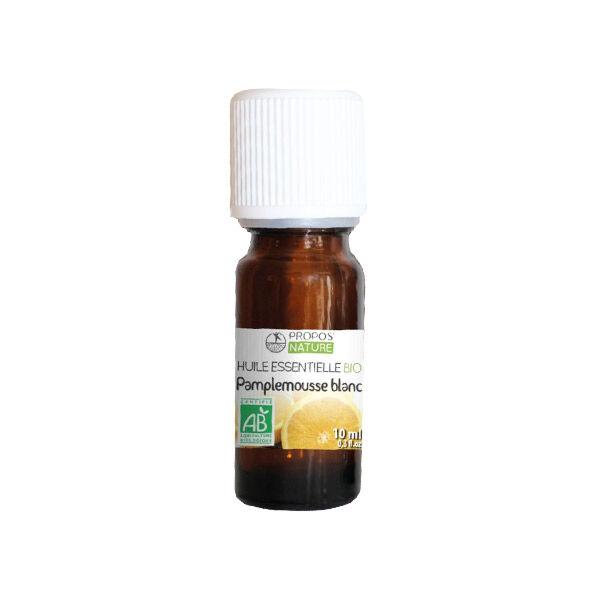 Propos'Nature Propos' Nature Aroma-Phytothérapie Huile Essentielle Pamplemousse Blanc Bio 10ml