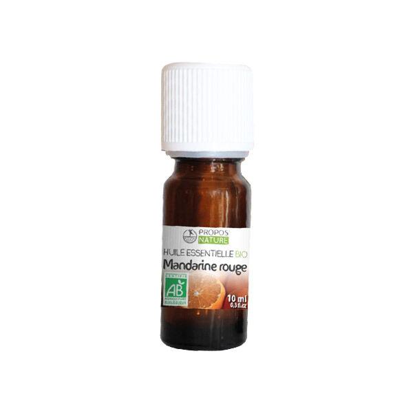 Propos'Nature Propos' Nature Aroma-Phytothérapie Huile Essentielle Mandarine Rouge Bio 10ml