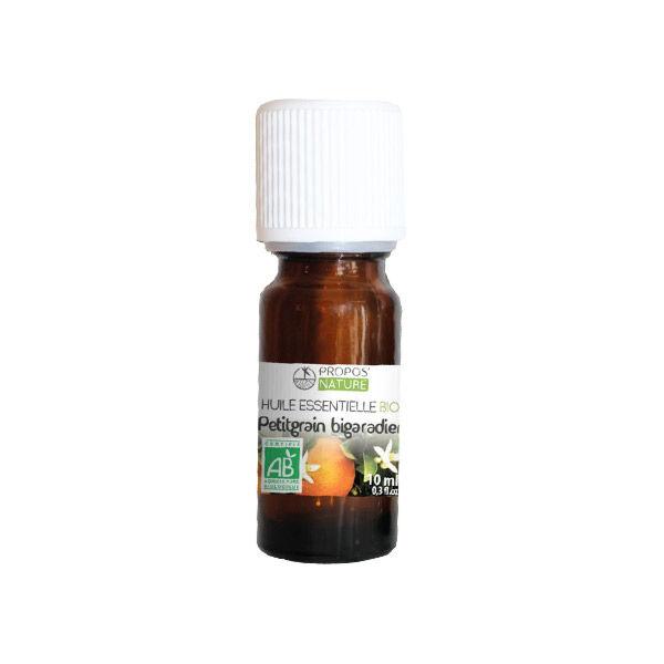 Propos'Nature Propos' Nature Aroma-Phytothérapie Huile Essentielle Petitgrain Bigaradier Bio 10ml
