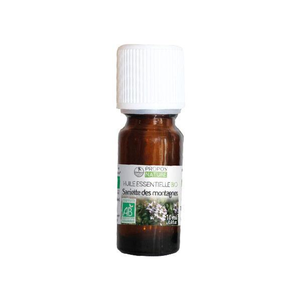 Propos'Nature Propos' Nature Aroma-Phytothérapie Huile Essentielle Sarriette des Montagnes Bio 10ml