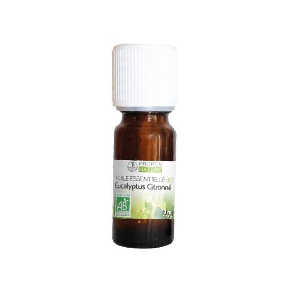 Propos'Nature Propos' Nature Aroma-Phytothérapie Huile Essentielle Eucalyptus Citronné Bio 10ml