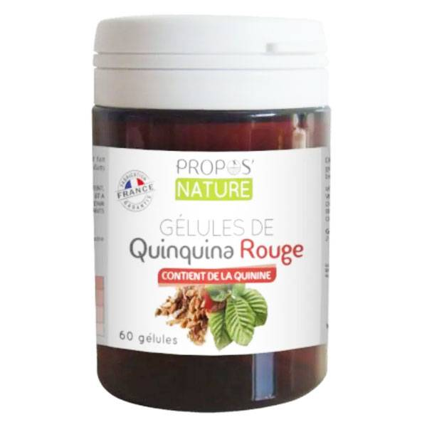 Propos'Nature Propos' Nature Aroma-Phytothérapie Quinquina Rouge 60 gélules