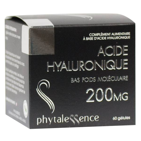 Phytalessence Acide Hyaluronique 200mg 60 gélules