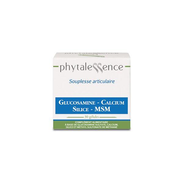 Phytalessence Glucosamine Calcium Silice 30 gélules