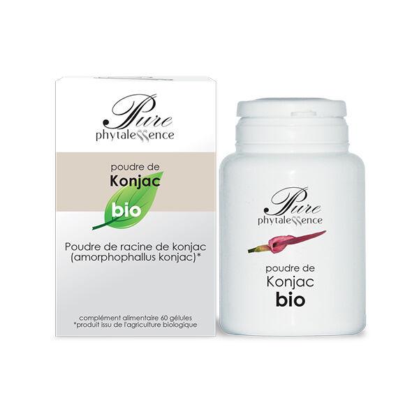 Phytalessence Konjac Bio 60 gélules