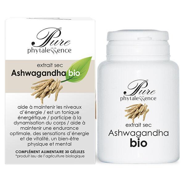 Phytalessence Ashwagandha Bio 30 gélules