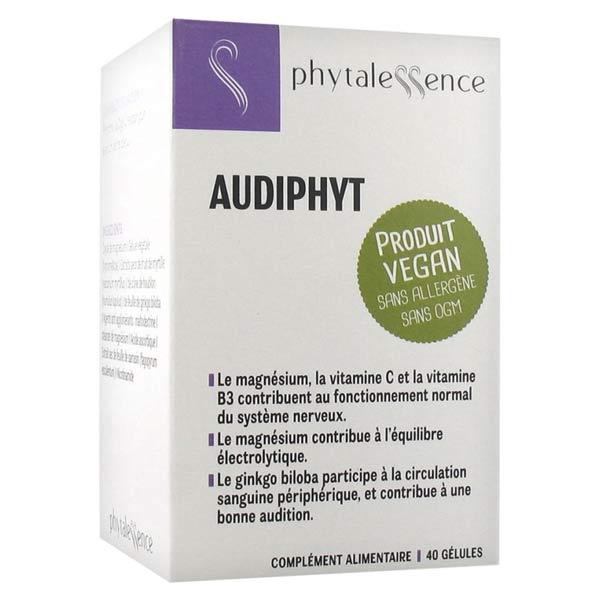 Phytalessence Audiphyt 40 gélules