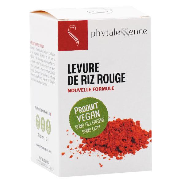 Phytalessence Levure de Riz Rouge 60 gélules