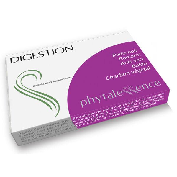 Phytalessence Etui Digestion 10 gélules