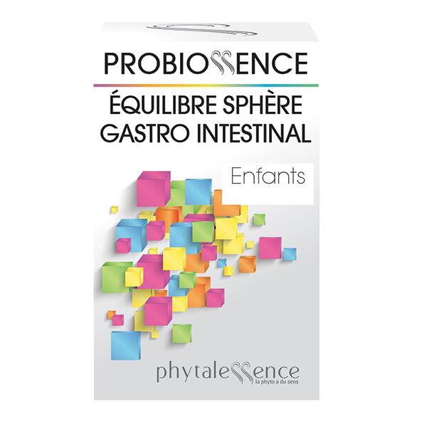Phytalessence Probiossence Équilibre Gastro-Intestinal Enfants 30 gélules