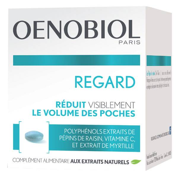 Oenobiol Regard 60 comprimés