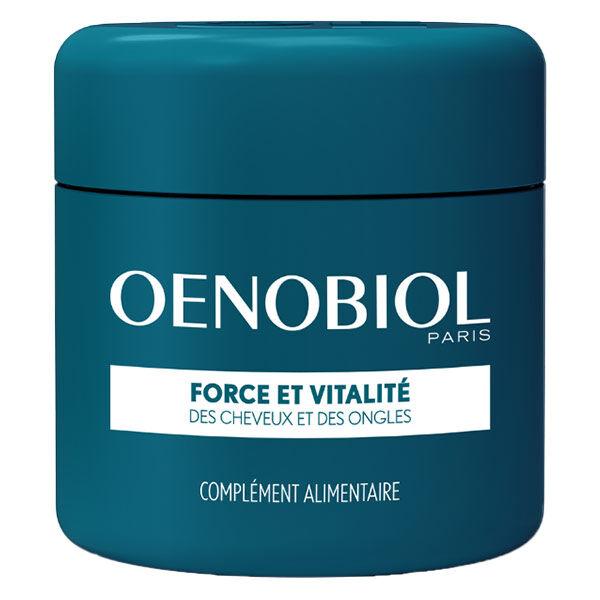 Oenobiol Capillaire Force et Vitalité Lot 3 x 60 Capsules