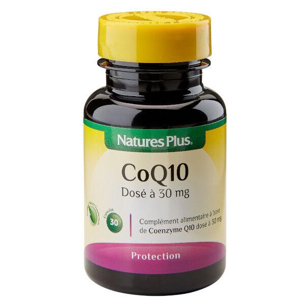 Nature's Plus Coenzyme Q10 30 capsules