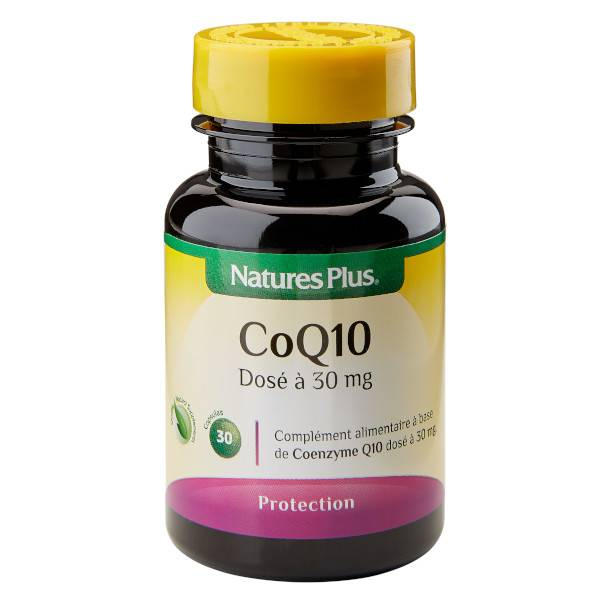 Natures Plus Nature's Plus Coenzyme Q10 30 capsules