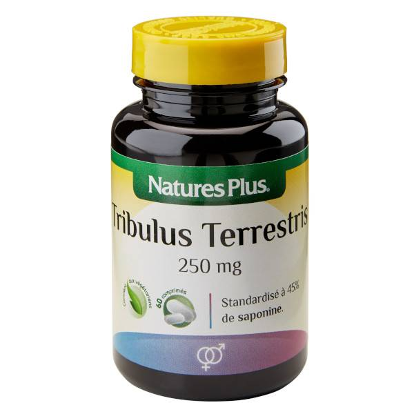 Natures Plus Nature's Plus Tribulus Terrestris 60 comprimés