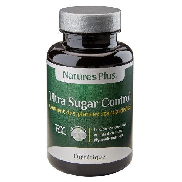 Nature's Plus Ultra Sugar Control 60 comprimés