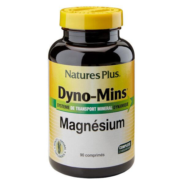 Natures Plus Nature's Plus Dyno Mins Magnésium 90 comprimés