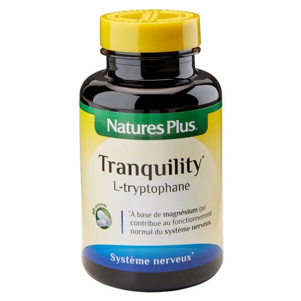 Nature's Plus Tranquility 60 comprimés