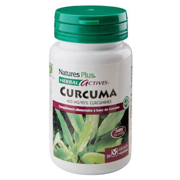 Natures Plus Nature's Plus Curcuma 30 gélules