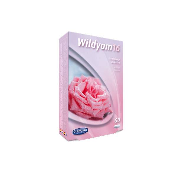 Orthonat Wildyam 16 60 gélules