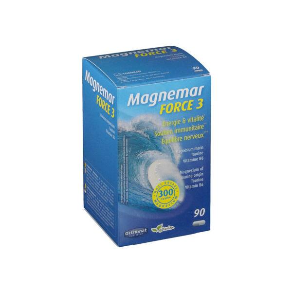 Orthonat Magnemar Force 3 - 90 gélules