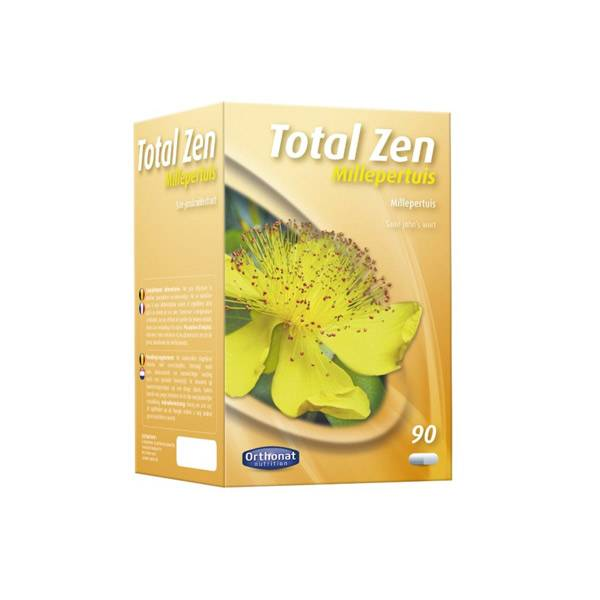 Orthonat Total Zen 90 gélules
