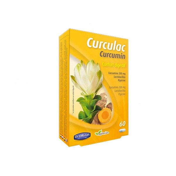 Orthonat Curculac Curcumin 60 gélules