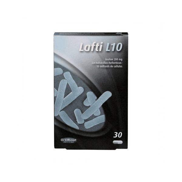 Orthonat Lafti L10 30 gélules