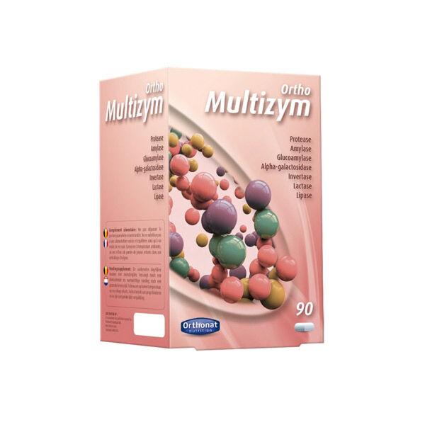 Orthonat Ortho Multizym 90 gélules