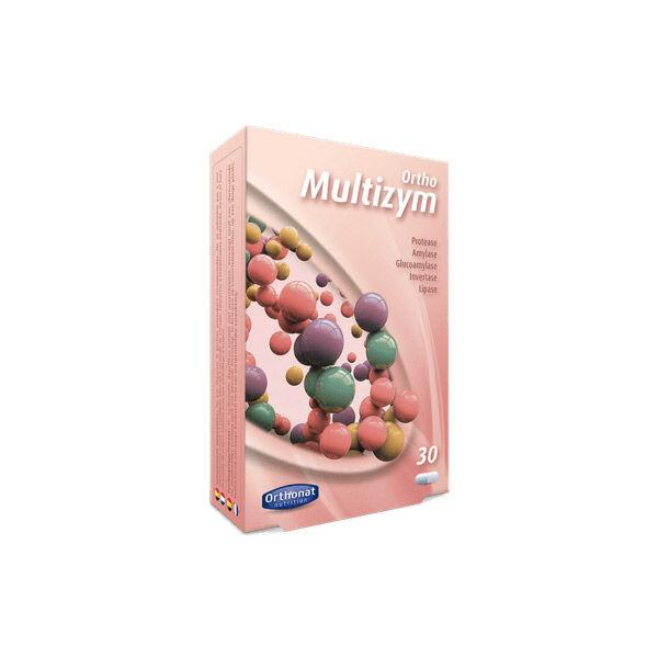 Orthonat Ortho Multizym 30 gélules