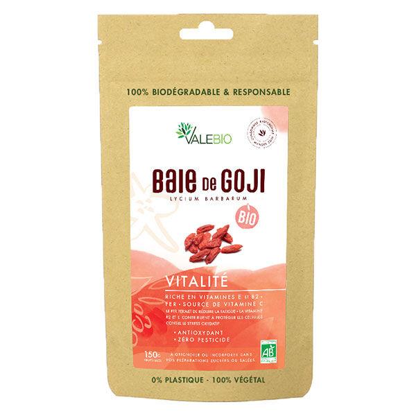 Valebio Baies de Goji Bio 150g
