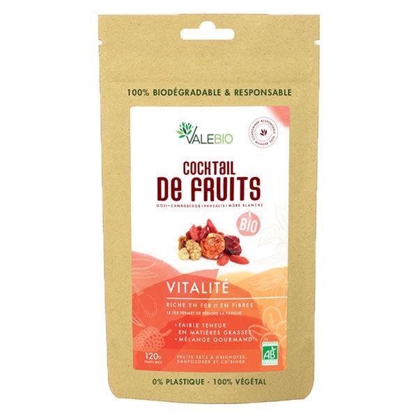 Valebio Cocktail Superfruits Bio 120g