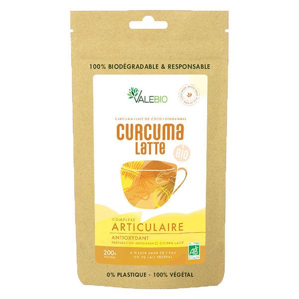 Valebio Curcuma Latte 200g