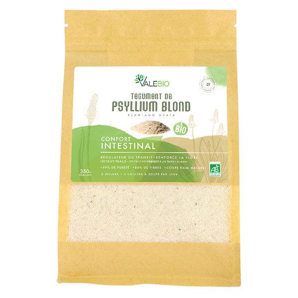 Valebio Tégument Psyllium Blond Bio 350g